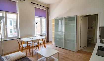 Location meublée - Appartement - ixelles